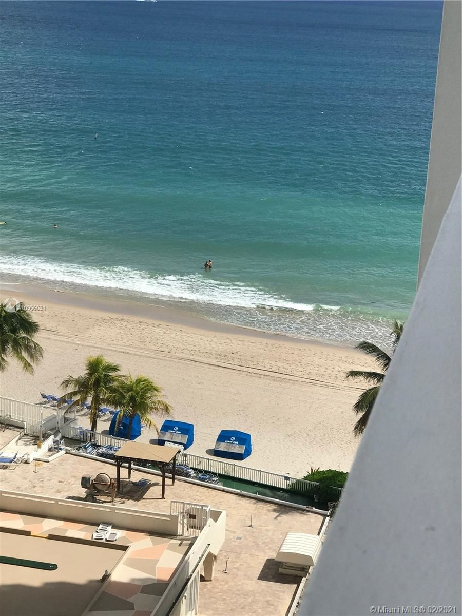 Photo of 4010 Galt Ocean Dr #1116, Fort Lauderdale, FL 33308 (MLS # A10996031)