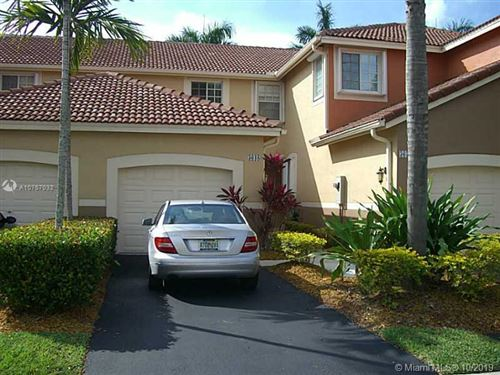 Photo of 3648 San Simeon Cir #3648, Weston, FL 33331 (MLS # A10757032)