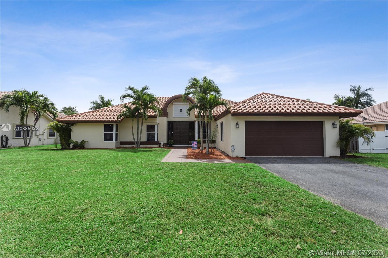 1550 SW 52nd Way, Plantation, FL 33317 - #: A10885032