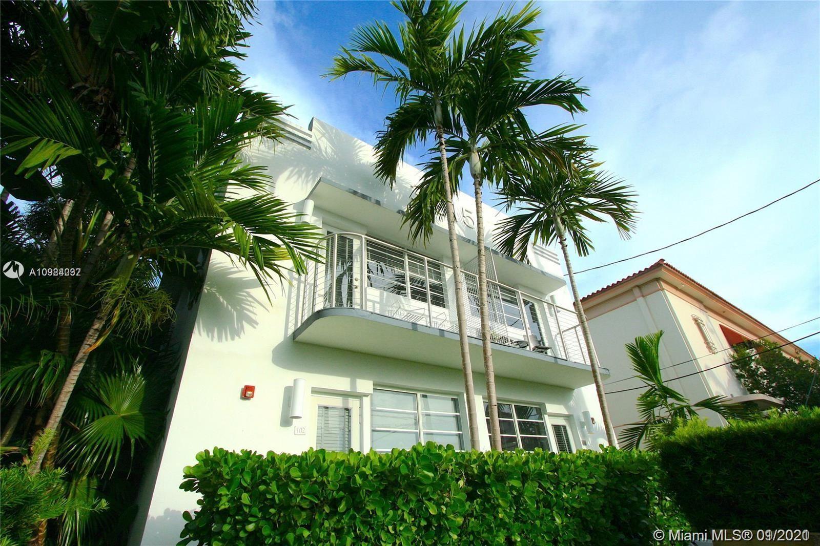 3915 N Meridian Ave #202, Miami Beach, FL 33140 - #: A10984032