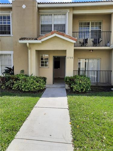 Photo of 1706 Belmont Ln #1706, North Lauderdale, FL 33068 (MLS # A10884033)
