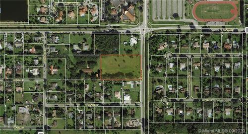 Photo of 136 Sw Ave, Davie, FL 33325 (MLS # A10930034)
