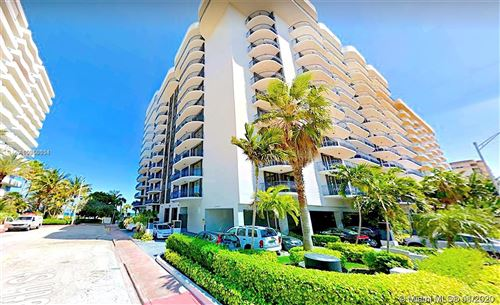 Photo of 8877 Collins Ave #1105, Surfside, FL 33154 (MLS # A10958034)
