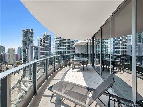 Photo of 1000 Brickell Plz #2101, Miami, FL 33131 (MLS # A10965034)