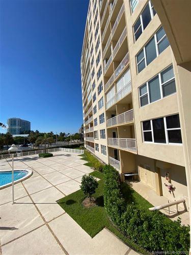 Photo of 201 N Ocean Blvd #201, Pompano Beach, FL 33062 (MLS # A11005034)