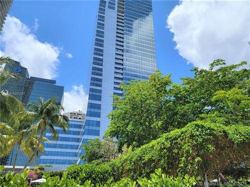 Photo of 1435 BRICKELL AV #3308, Miami, FL 33131 (MLS # A11021034)