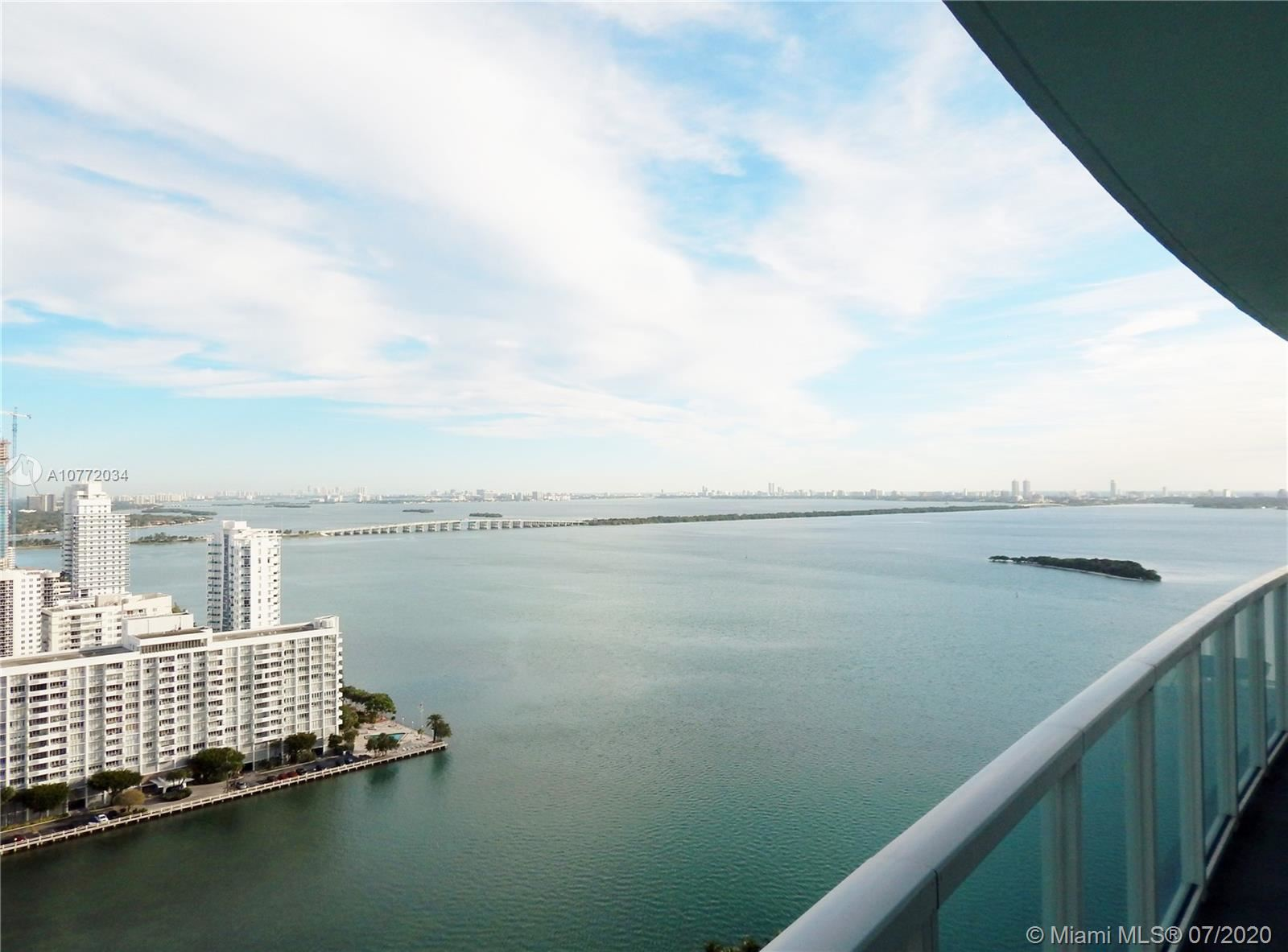 1900 N Bayshore DR #2904, Miami, FL 33132 - #: A10772034