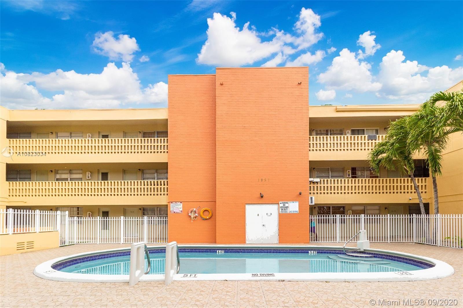 1851 NE 168th St #B8, North Miami Beach, FL 33162 - #: A10823034