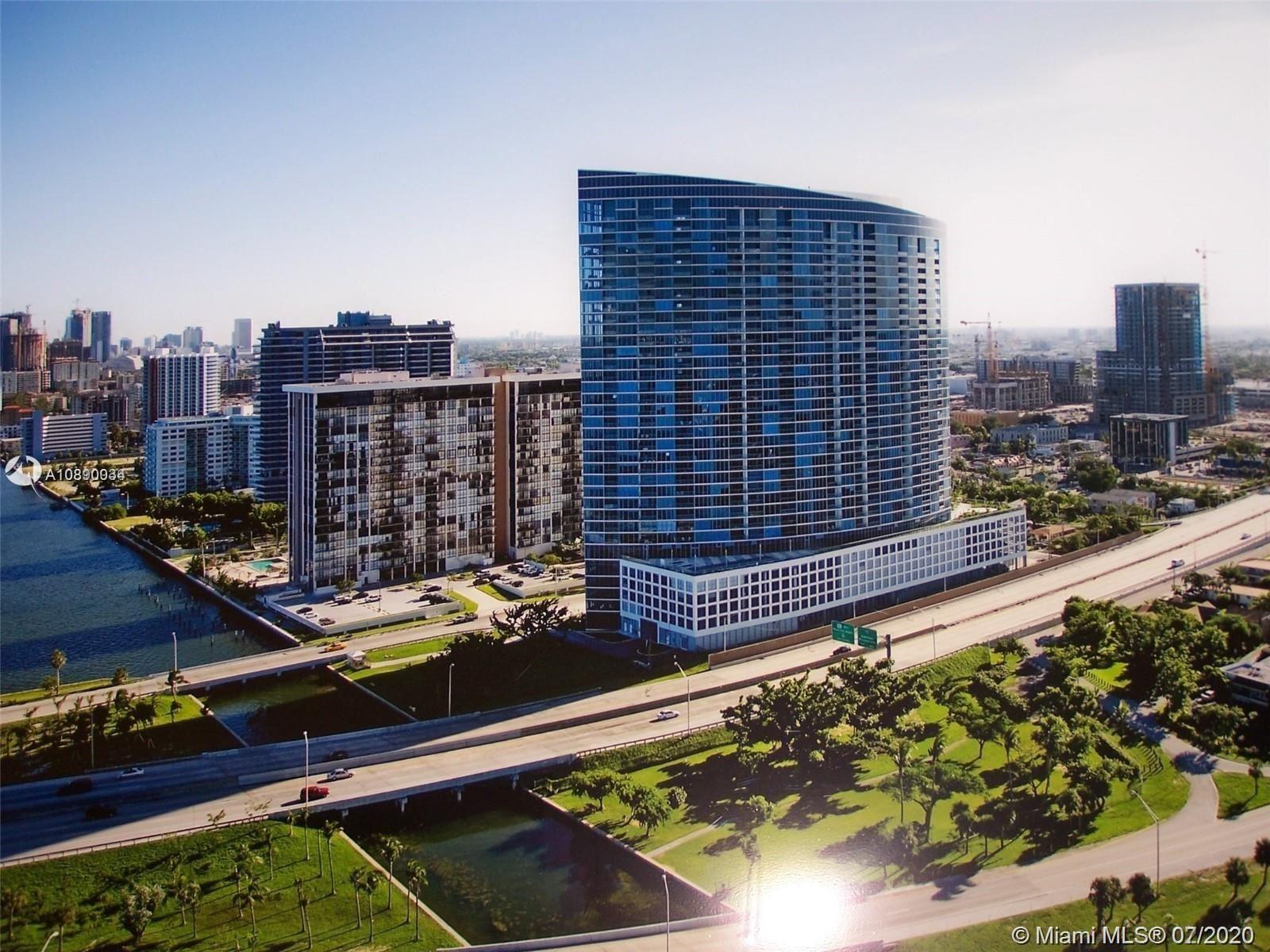Photo of 601 NE 36 ST #2805, Miami, FL 33137 (MLS # A10890034)