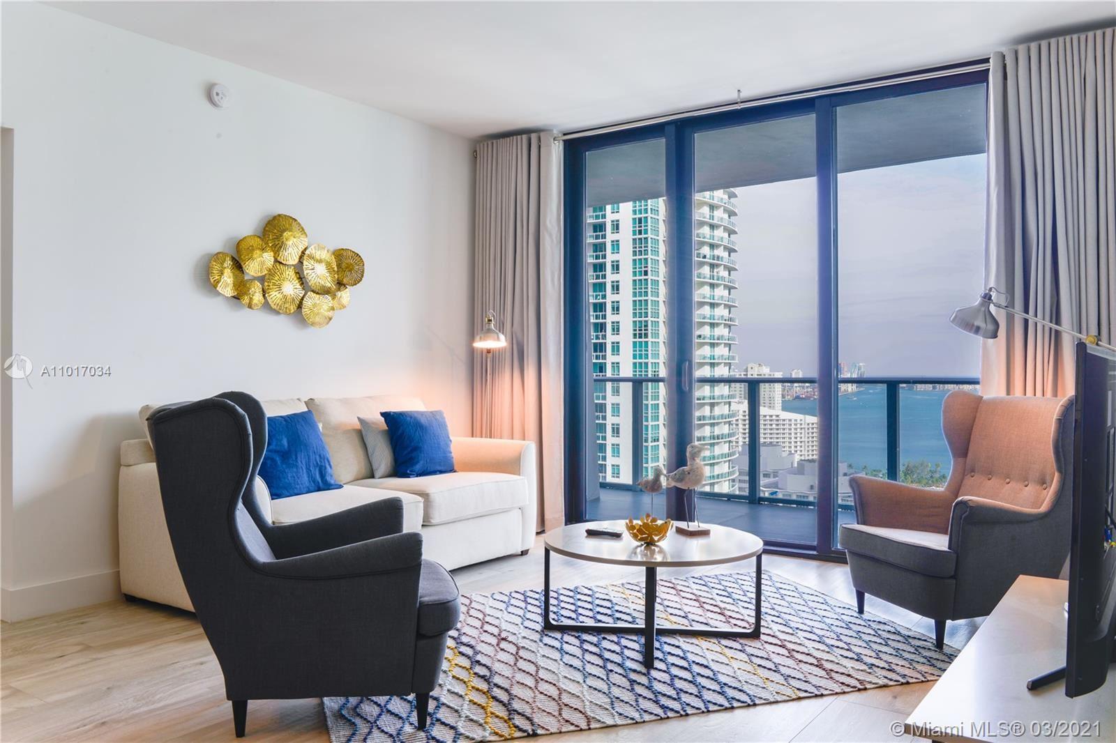 1010 Brickell Av #3002, Miami, FL 33131 - #: A11017034