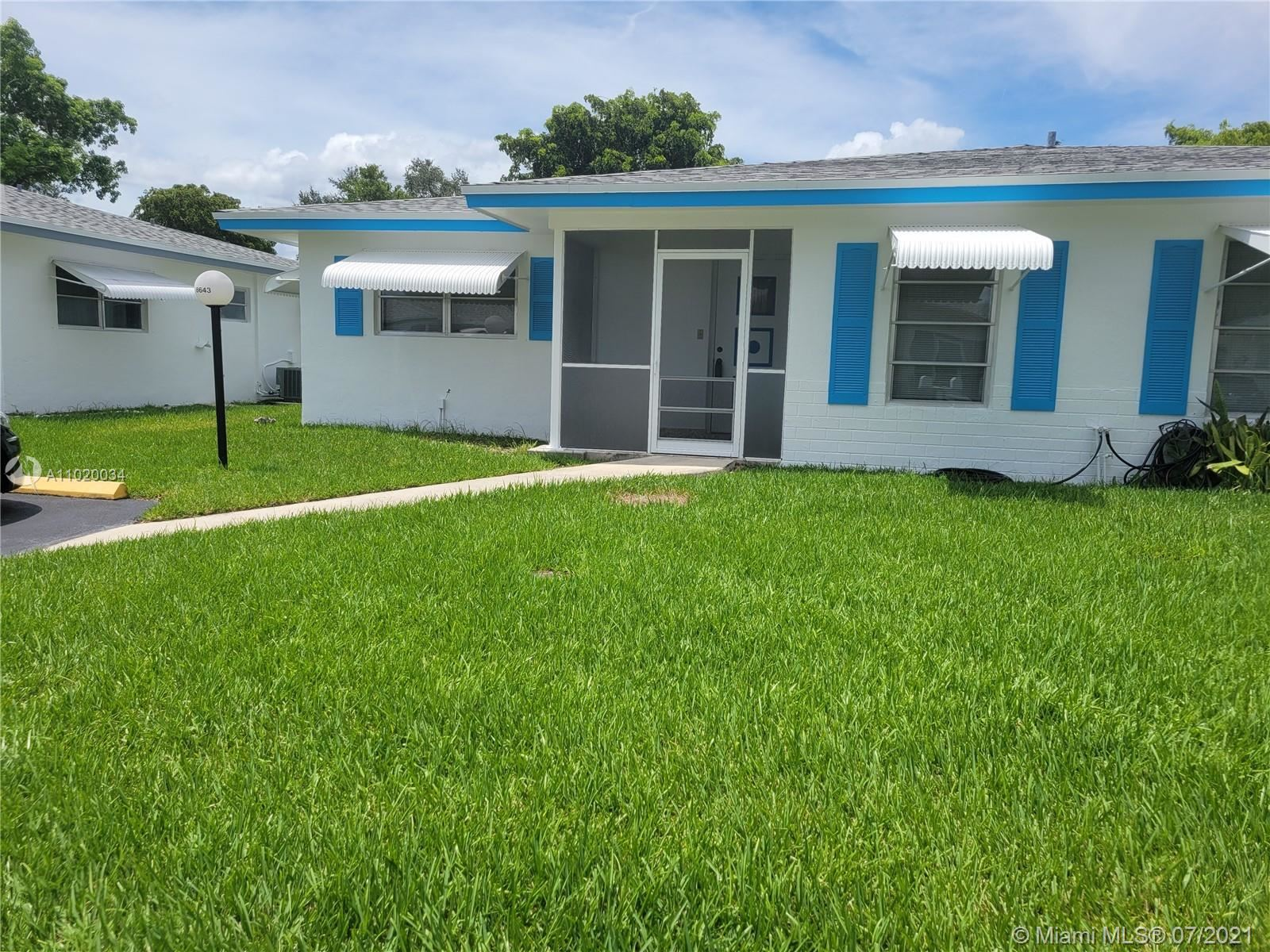 8643 NW 10th Pl #A135, Plantation, FL 33322 - #: A11020034
