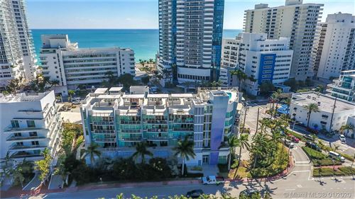 Photo of Listing MLS a10807035 in 6305 Indian Creek Dr #5G Miami Beach FL 33141
