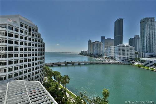 Photo of 701 Brickell Key Blvd #1012, Miami, FL 33131 (MLS # A10937035)
