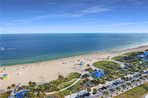 Photo of 111 N Pompano Beach Blvd #1104, Pompano Beach, FL 33062 (MLS # A10973035)