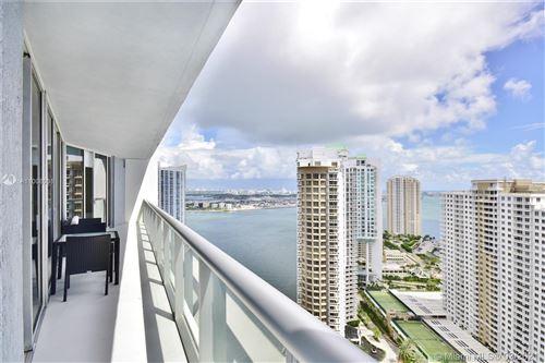 Photo of 465 BRICKELL AVENUE #3205, Miami, FL 33131 (MLS # A11008035)