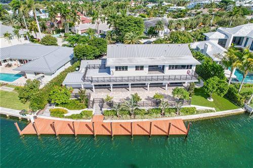 Photo of 48 Isla Bahia Dr, Fort Lauderdale, FL 33316 (MLS # A11114035)