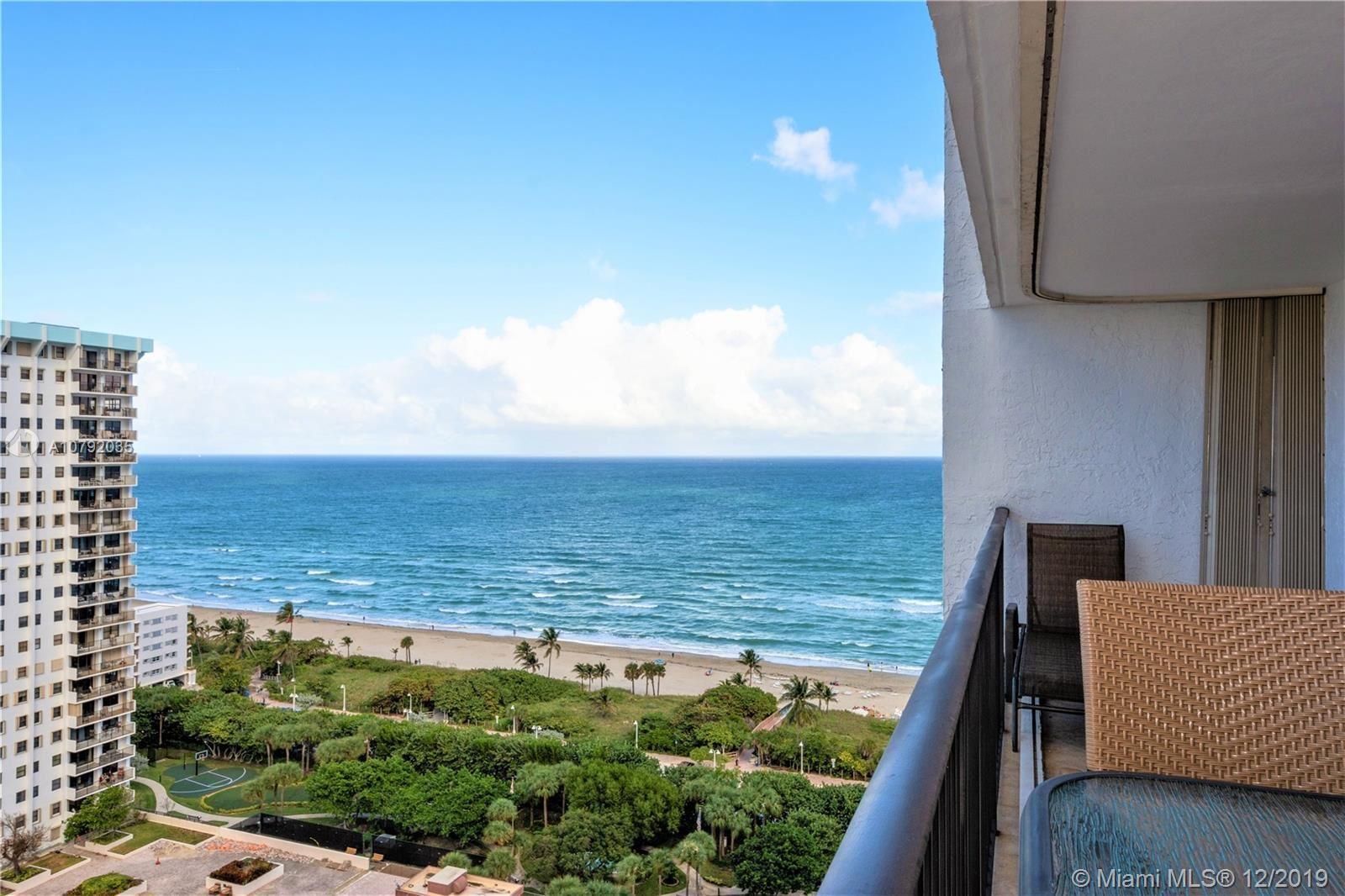 1201 S Ocean Dr #2109S, Hollywood, FL 33019 - #: A10792035