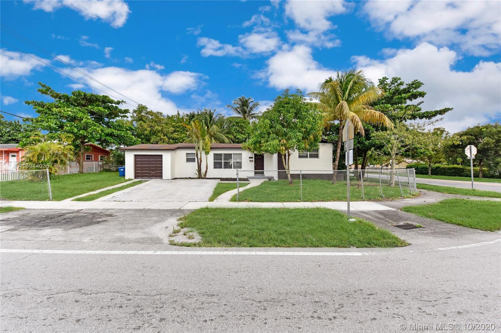 19101 NW 12th Ave, Miami Gardens, FL 33169 - #: A10944035