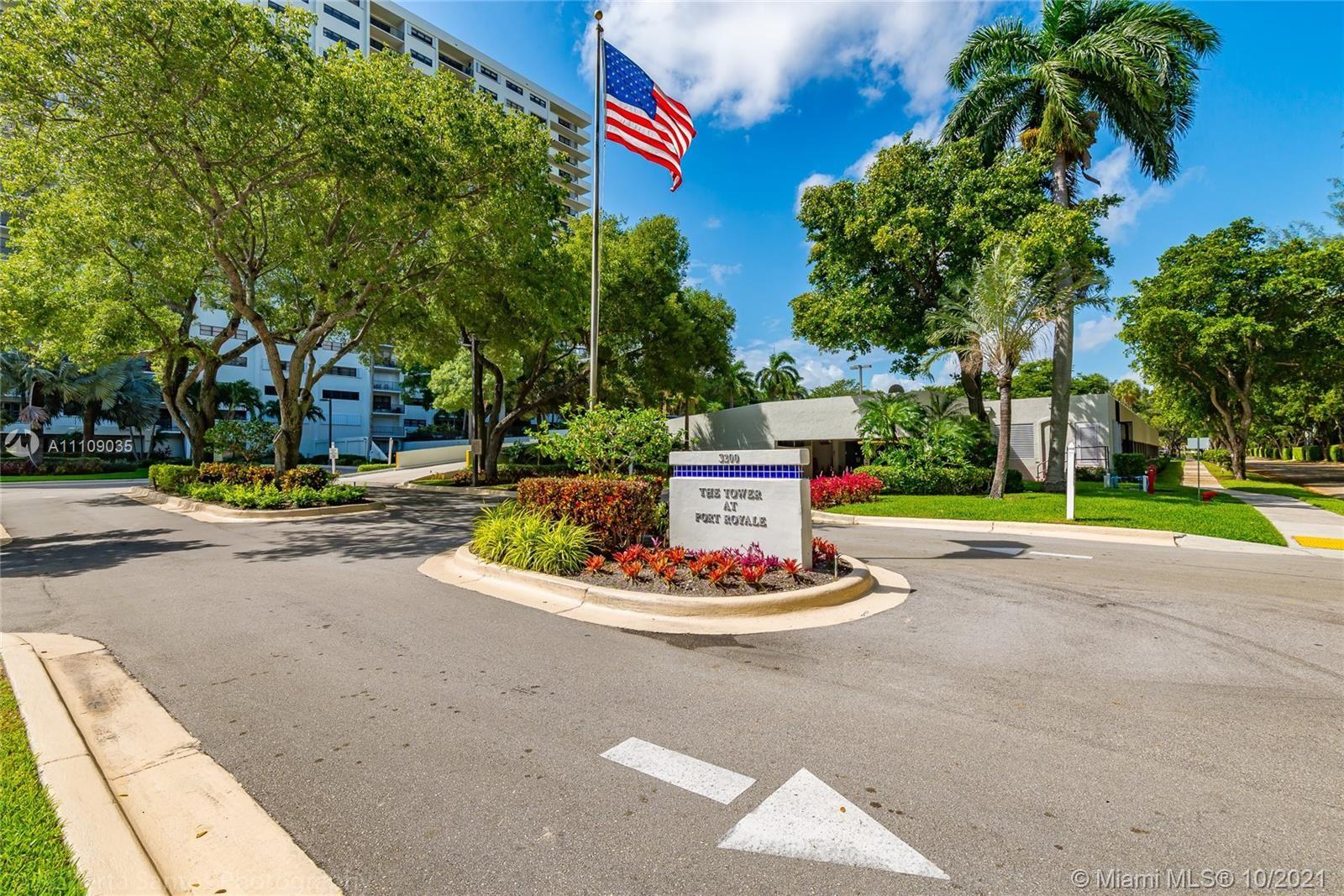 3200 N Port Royale Dr N #508, Fort Lauderdale, FL 33308 - #: A11109035