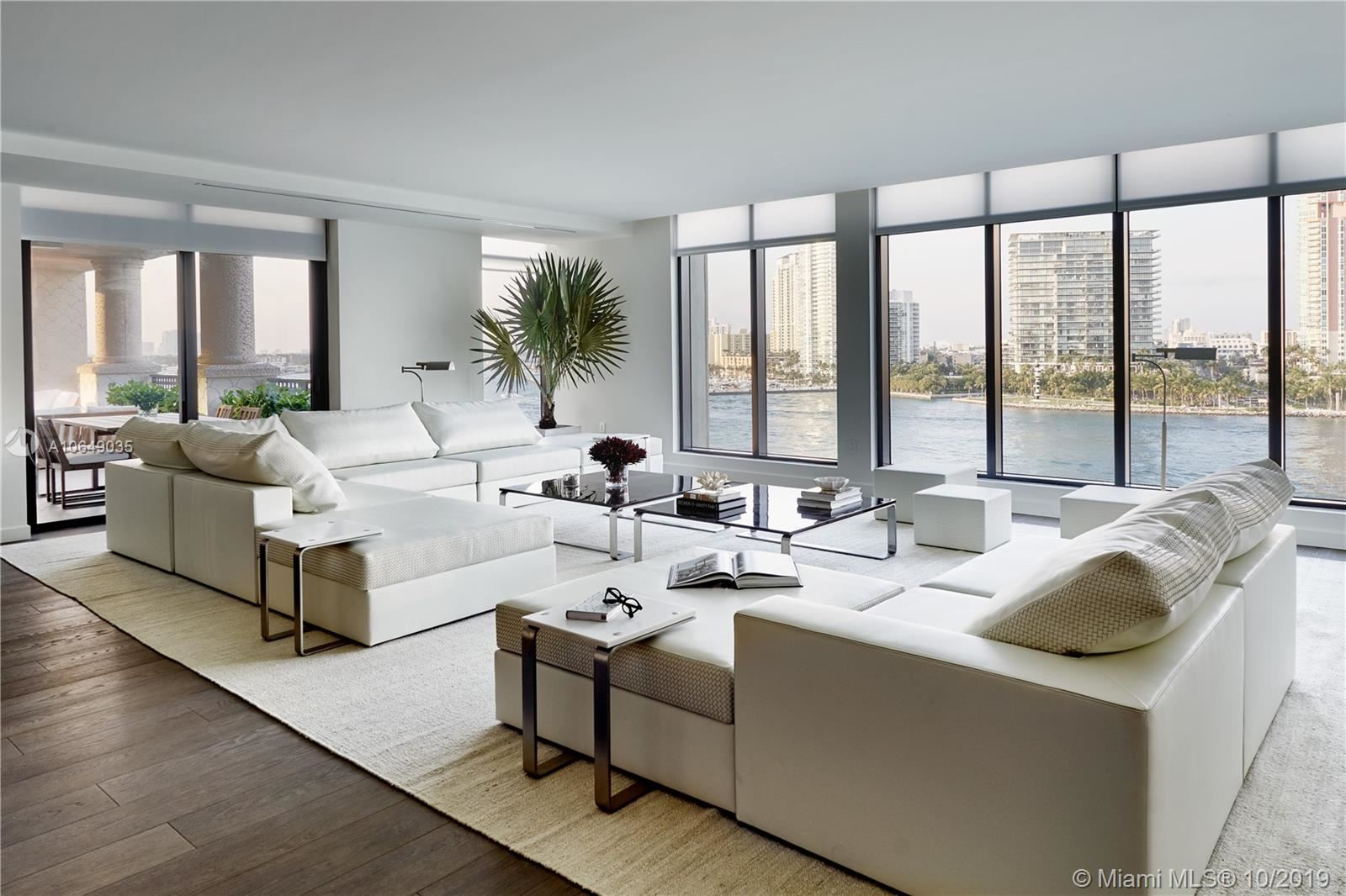 Photo 1 of Listing MLS a10649035 in 7073 Fisher Island Dr #7073 Miami Beach FL 33139