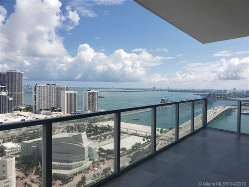 Photo of 1100 Biscayne Blvd #3605, Miami, FL 33132 (MLS # A10656036)