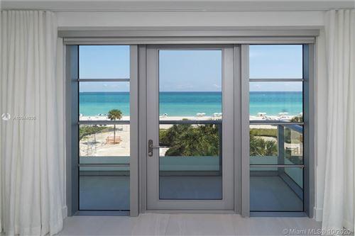 Foto de inmueble con direccion 3737 Collins Ave #N-402 Miami Beach FL 33140 con MLS A10944036