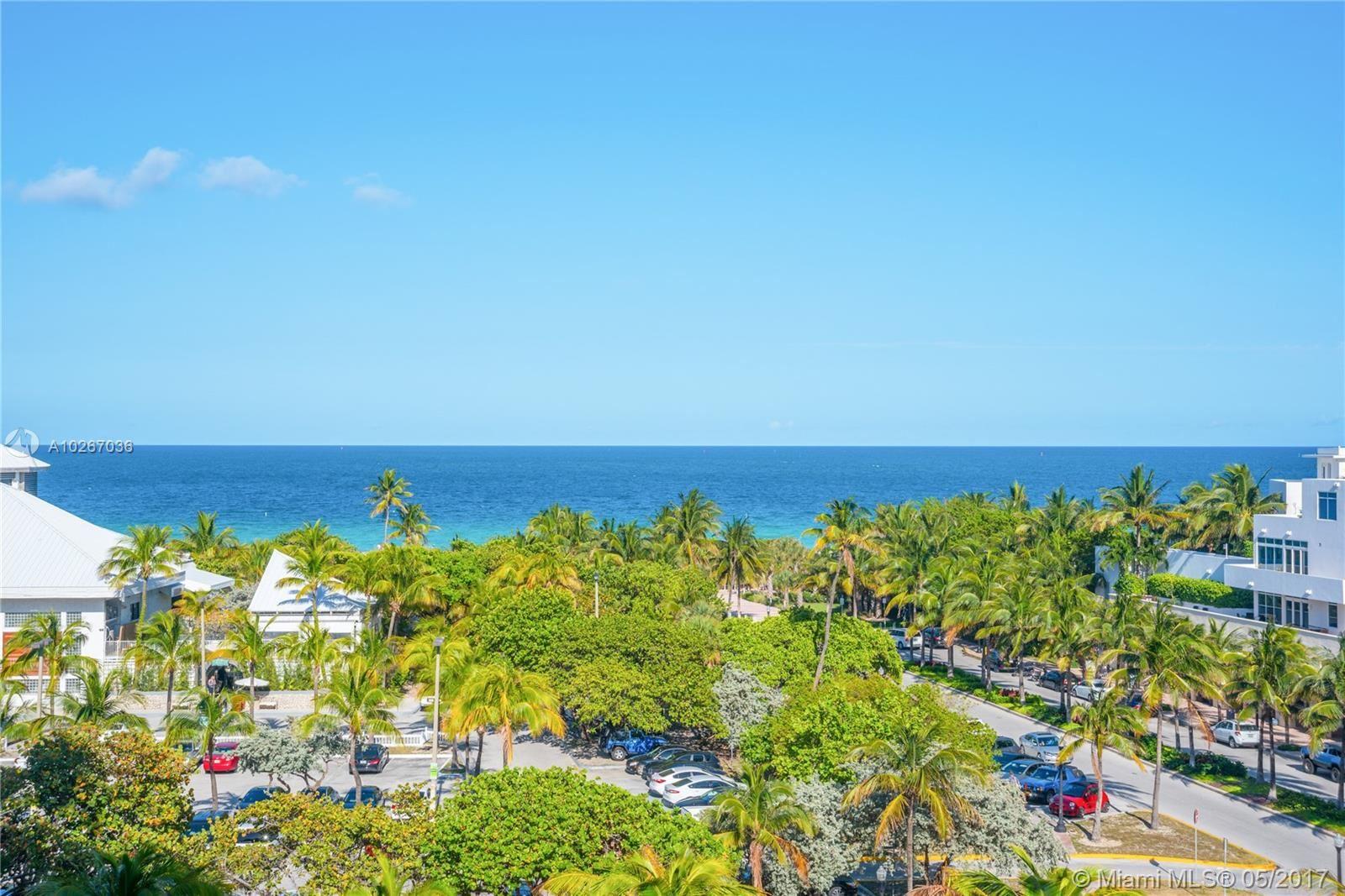 1 Collins Avenue #604, Miami Beach, FL 33139 - #: A10267036