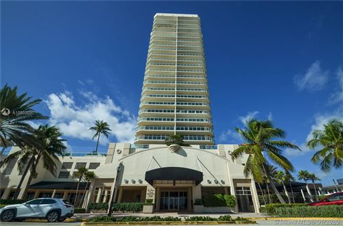 Photo of 7330 Ocean Ter #2601, Miami Beach, FL 33141 (MLS # A10803037)