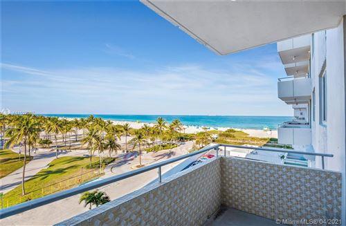 Photo of 465 Ocean Dr #623, Miami Beach, FL 33139 (MLS # A11027037)
