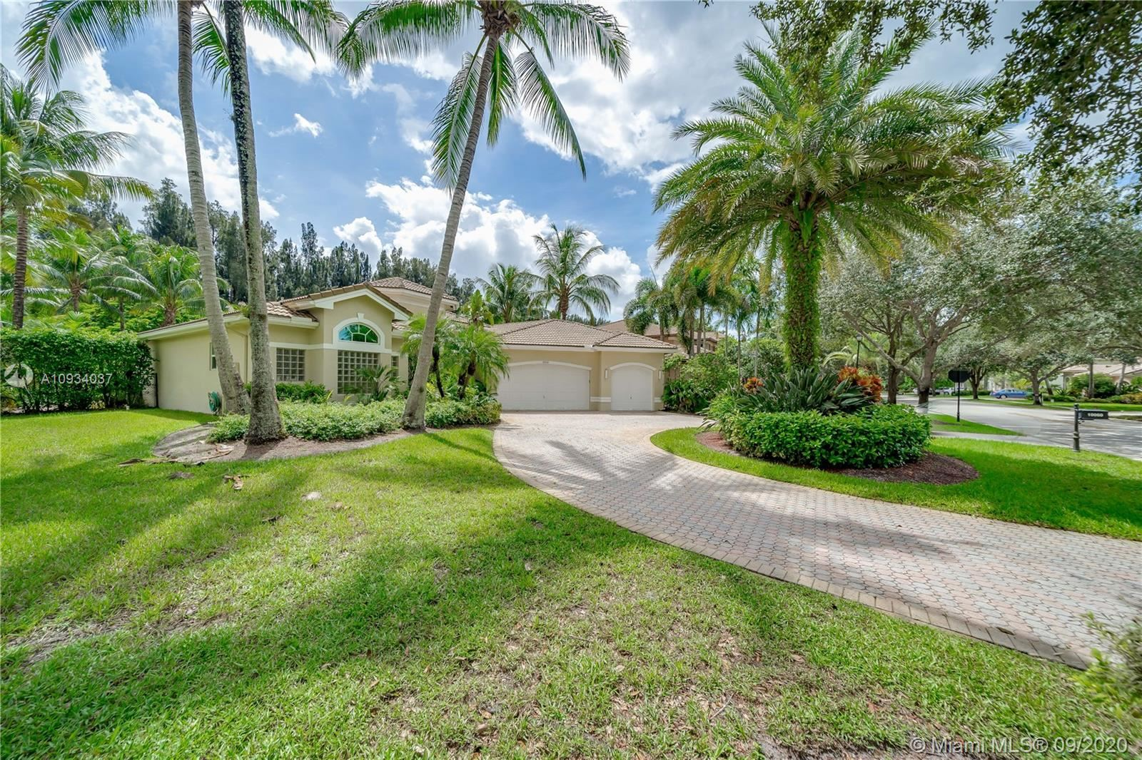 10060 S Lake Vista Cir, Davie, FL 33328 - #: A10934037