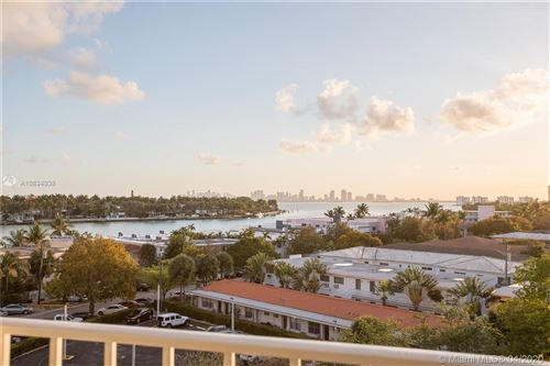 Photo of 6900 Bay Dr #6D, Miami Beach, FL 33141 (MLS # A10834038)