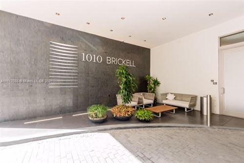 Photo of 1010 Brickell Av. #2610, Miami, FL 33131 (MLS # A11117038)