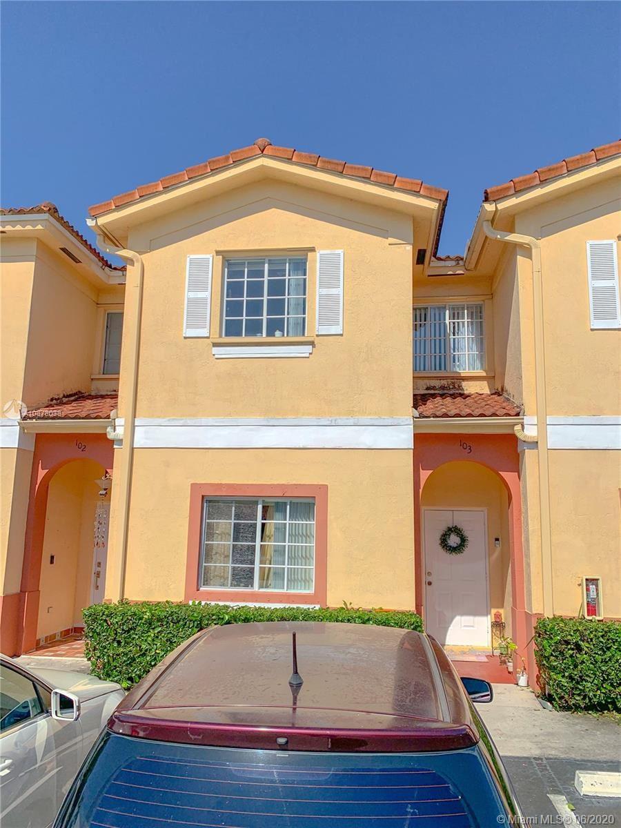 8530 SW 150th Ave #103, Miami, FL 33193 - #: A10878038