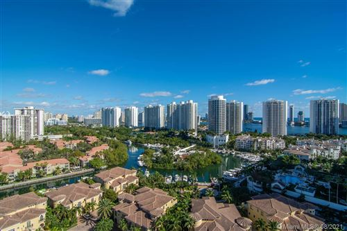 Photo of 1000 W Island Blvd #2107, Aventura, FL 33160 (MLS # A10577039)