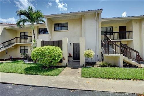 Foto de inmueble con direccion 22415 SW 61st Way #107 Boca Raton FL 33428 con MLS A10886039