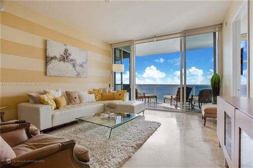 Photo of 18101 Collins Ave #1705, Sunny Isles Beach, FL 33160 (MLS # A11101039)