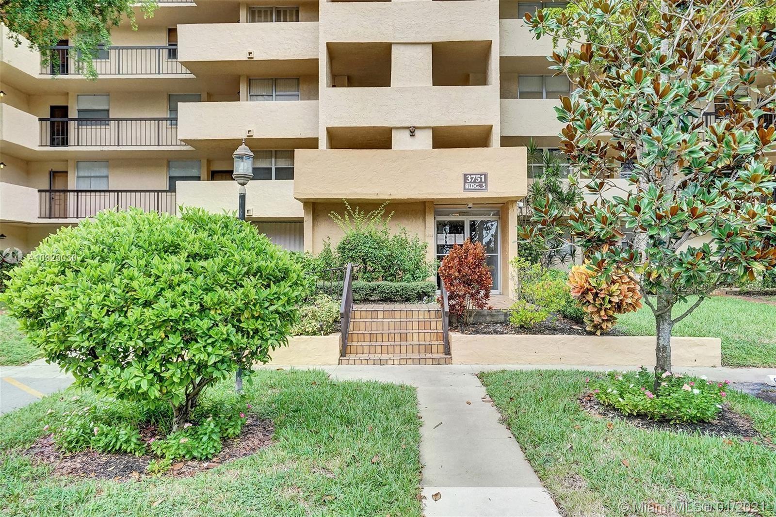 Photo of 3751 Environ Blvd #442, Lauderhill, FL 33319 (MLS # A10929039)