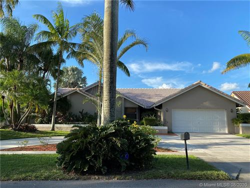 Photo of Listing MLS a10889041 in 11675 Strand Way Cooper City FL 33026