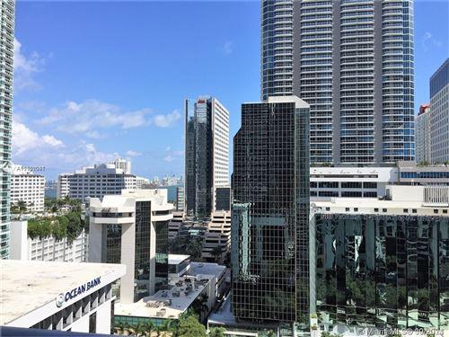 Photo of 1050 Brickell Ave #1602, Miami, FL 33131 (MLS # A11102041)