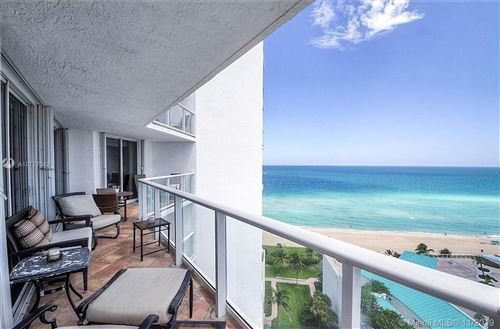 Photo of 16485 Collins Ave #1438, Sunny Isles Beach, FL 33160 (MLS # A10777042)