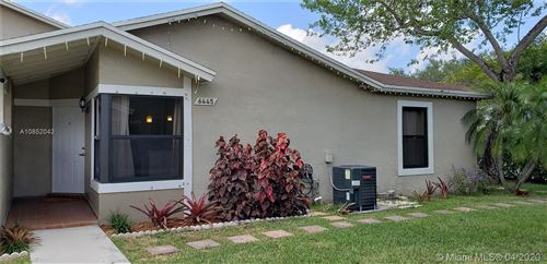 Photo of Listing MLS a10852042 in 6445 SW 152nd Pl #6-45 Miami FL 33193