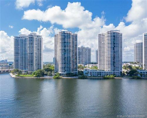 Photo of 2800 Island Blvd #607, Aventura, FL 33160 (MLS # A10903042)