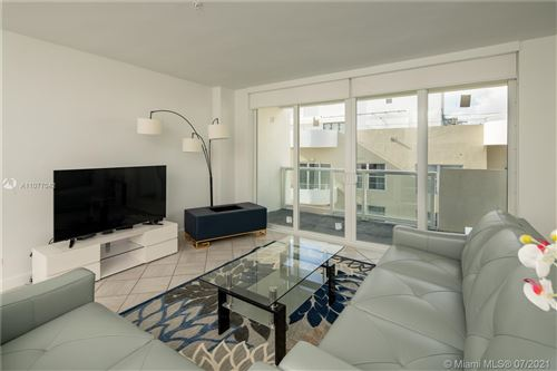 Photo of 5601 Collins Ave #1714, Miami Beach, FL 33140 (MLS # A11077042)