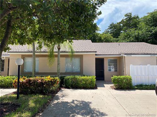 Photo of 18595 E Egret Way #18595, Boca Raton, FL 33496 (MLS # A10907043)