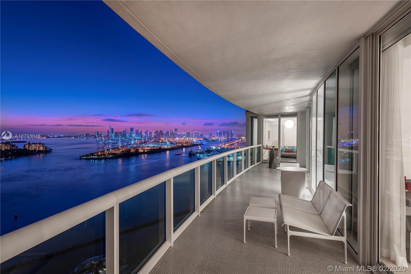 1000 S Pointe Dr #2602, Miami Beach, FL 33139 - #: A10793043