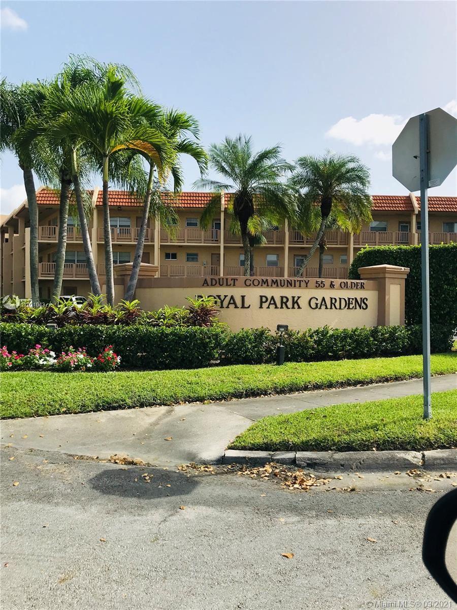 6570 Royal Palm Blvd #204J, Margate, FL 33063 - #: A11021043