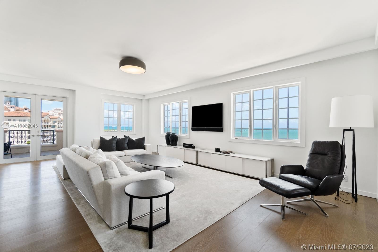 Photo 5 of Listing MLS a10887043 in 7764 Fisher Island Dr #7764 Miami Beach FL 33109
