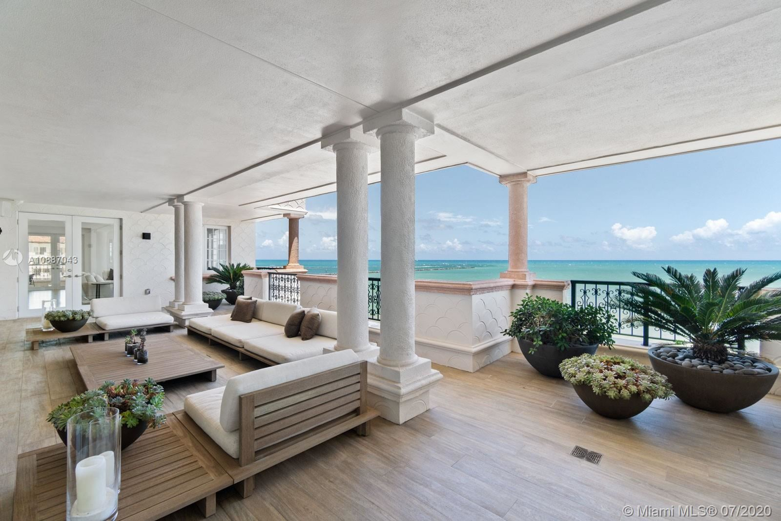Photo 16 of Listing MLS a10887043 in 7764 Fisher Island Dr #7764 Miami Beach FL 33109