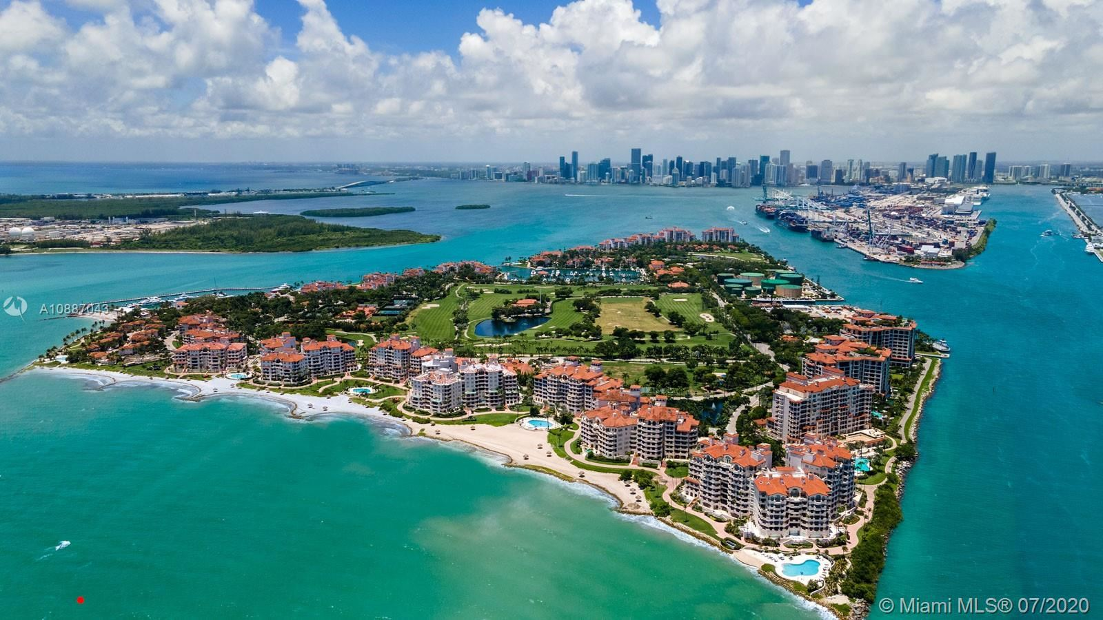 Photo 25 of Listing MLS a10887043 in 7764 Fisher Island Dr #7764 Miami Beach FL 33109