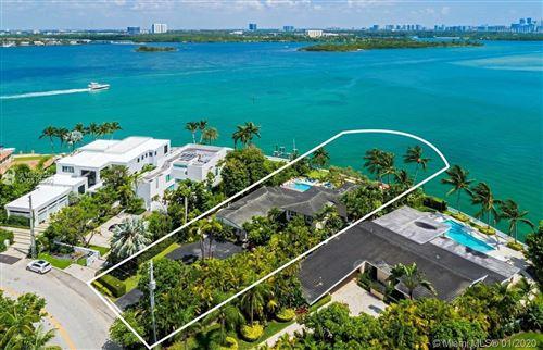 Foto de inmueble con direccion 10331 E Broadview Dr Bay Harbor Islands FL 33154 con MLS A10809044